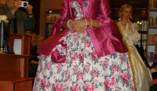 Moda z dawnych lat, czyli podróż w czasie