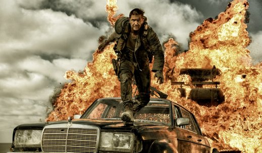 Mad Max: Fury Road – blockbuster 2015 roku