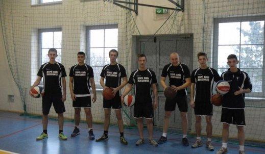 II miejsce w Powiatowych Rozgrywkach Piłki Koszykowej