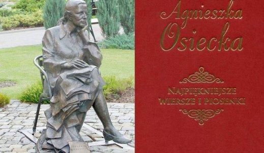 """Agnieszka Osiecka ,,Najpiękniejsze wiersze i piosenki"""""""
