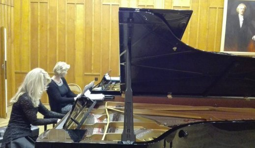 Spełniony zawodowo muzyk… czyli wywiad z Jolantą Filar-Choinską