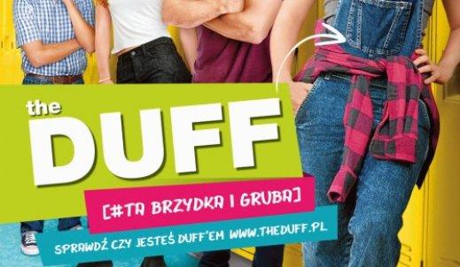 """,,Duff. Ta brzydka i gruba"""" – powieść, która porusza wiele społecznych problemów."""
