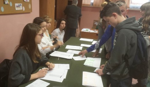 Wybrano młodych reprezentantów Rady Miasta Dębna