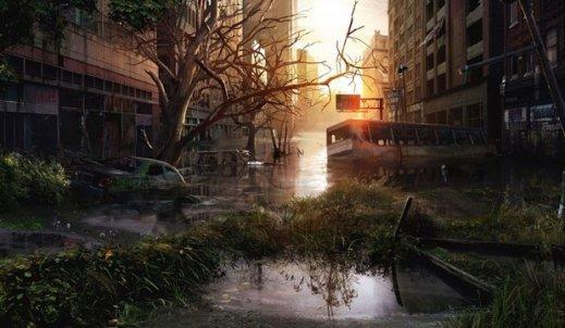 Świat po apokalipsie- temat, który fascynuje i przeraża.