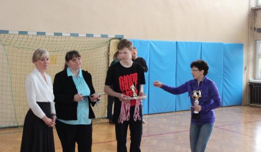 Finał Szkolnej Ligi Halowej Piłki Nożnej