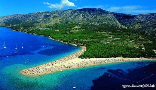 Chorwacja, kraj ciepły i przyjemny