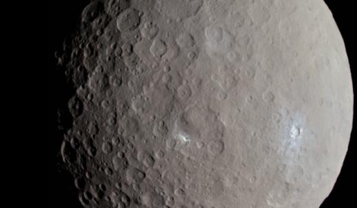 Jasne punkty na Ceres, Co to jest?!