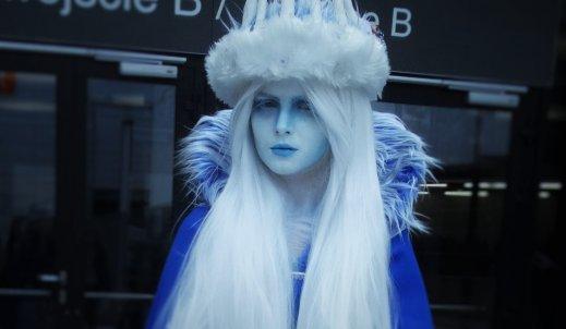 PYRKON 2016: Wywiad z przepiękną Królową Śniegu!