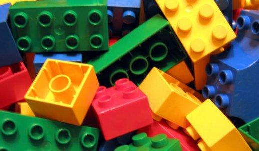 Wystawa klocków LEGO we Wrocławiu