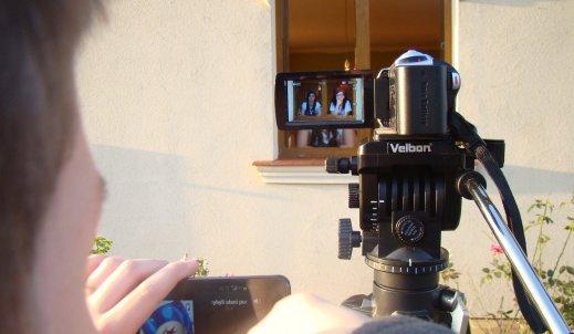Filmotwórca amator – reportaż