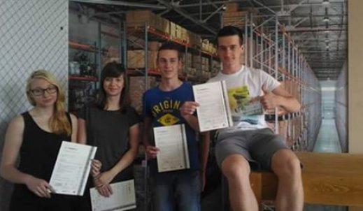 Certyfikaty dla Logistyków