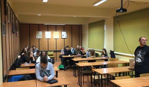 """Projekt """"Społem – wczoraj i dziś"""" w Centrum Edukacji"""