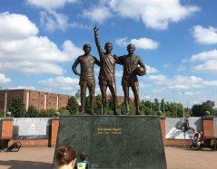 The United Trinity - Wielka trójca Manchesteru United.