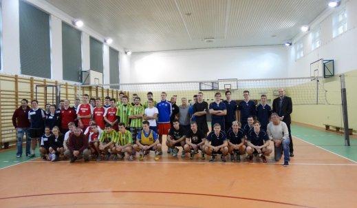 XVI Międzynarodowy Turniej Piłki Siatkowej