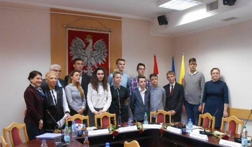 I sesja Młodzieżowej Rady Miasta Zdzieszowice