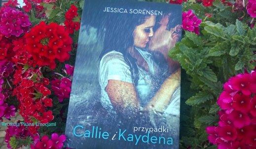"""Książka """"Przypadki Callie i Kaydena"""""""