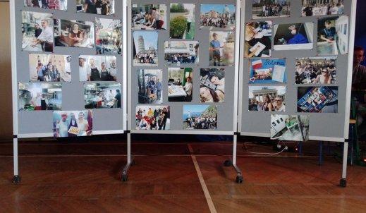 Podsumowanie projektu Erasmus 2015/16