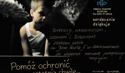 Domowe Hospicjum dla dzieci w Opolu