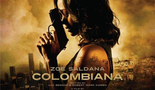 """""""Colombiana"""" – Zemsta jest piękna"""