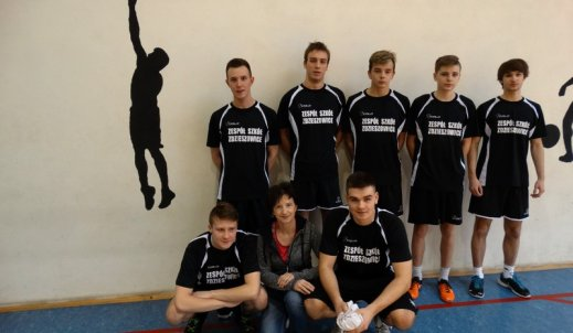 Powiatowy Turniej Piłki Koszykowej