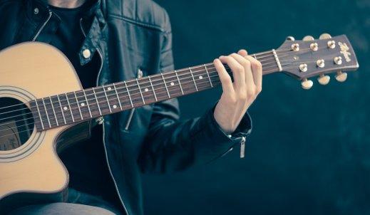 """""""Gdybym miał gitarę…"""""""