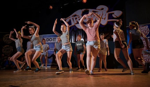 Taniec to miłość. Taniec to pasja. Taniec to ja.