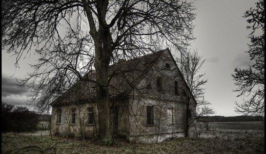 W tym domu straszy…