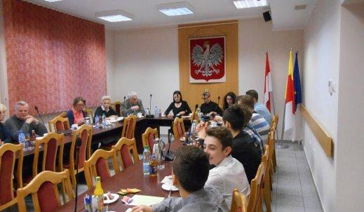 II sesja Młodzieżowej Rady Miejskiej Zdzieszowice