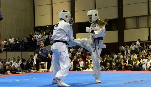 Moja przygoda z karate kyokushin.