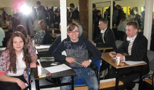 XXIV Wojewódzki Turniej Matematyczny