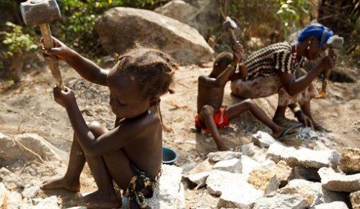 Przymusowa praca dzieci tematem tabu…