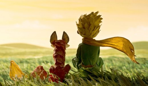 """W baśniowym świecie """"Małego Księcia""""- recenzja książki."""