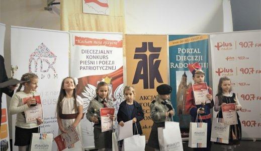 XIV edycja Konkursu Pieśni i Poezji Patriotycznej w MDK