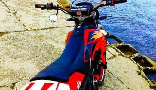 Pasja do motocykli…