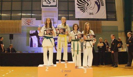 1 miejsce na Mistrzostwach Makroregionu Wschodniego