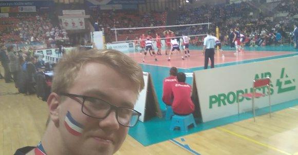 Mecz z Biełogorie Biełgorod (22.03.2017)