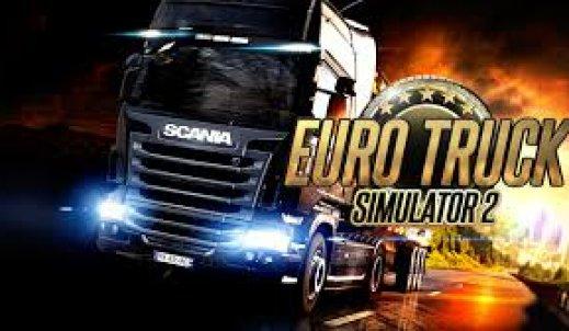 Euro Truck Simulator 2- dobra dla tych, co lubią symulatory…