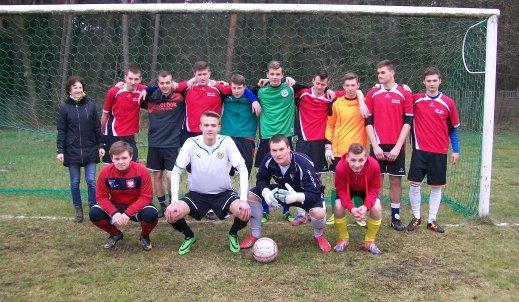 Powiatowe Rozgrywki Piłki Nożnej