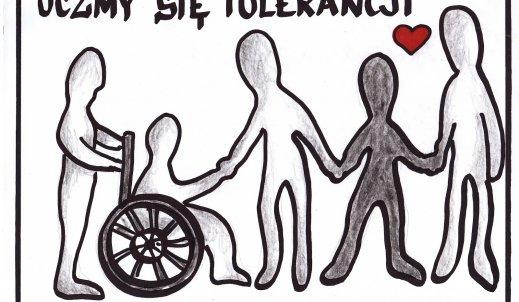 Krótko o tym ,jak ważna jest tolerancja..