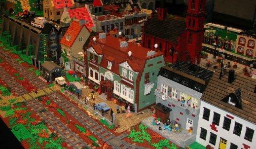 """Dorosłe"" LEGO"