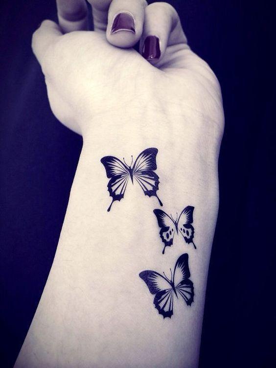 Tatuaże Wyrażanie Siebie Youngfacetv Szkoła