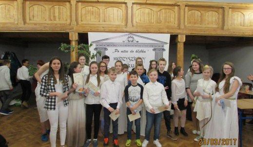 Festiwal przyjaźni i integracji szkół