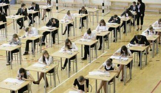Uczniowie klas trzecich napisali egzamin gimnazjalny!