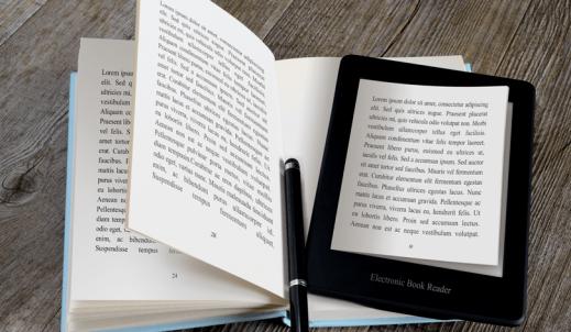 Tradycyjna książka czy e-book?