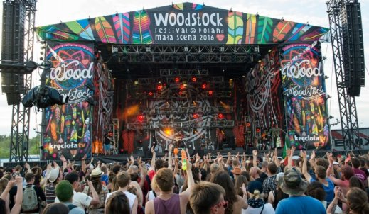 Magia kolorów, czyli Woodstock marzeniem wielu…