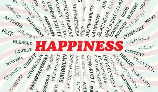 Co sprawia, że jesteśmy szczęśliwi?