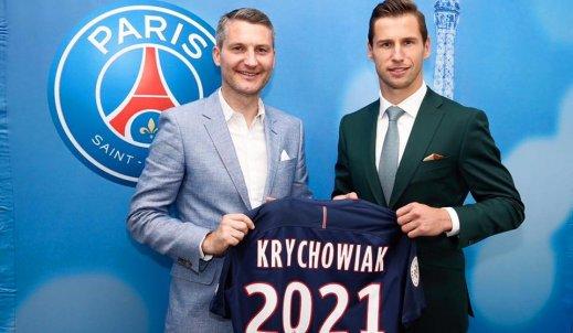 Podsumowanie sezonu 2016/2017 w wykonaniu Grzegorza Krychowiaka w Paris Saint-Germain.
