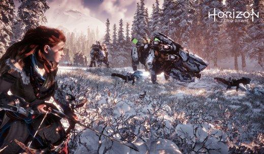 """Ziemia już nie jest naszą własnością – recenzja gry ,,Horizon Zero Dawn"""""""
