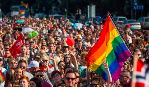 LBGTQ i Parada Równości 2017