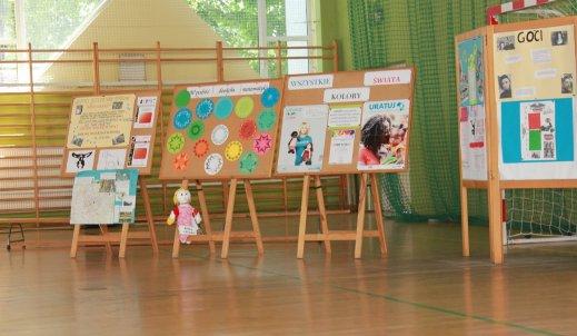 Festiwal Projektów w Gimnazjum Publicznym im. Arkadego Fiedlera w Dębnie